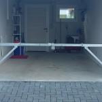 Diebstahlsicherung Garage